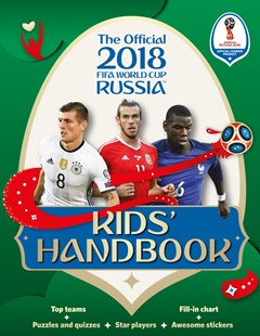 FIFA WC 2018 Kids' Handbook by Hardie Grant:IMPORTS (9781783123384) - PaperBack - Non-Fiction Sport