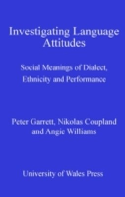 (ebook) Investigating Language Attitudes