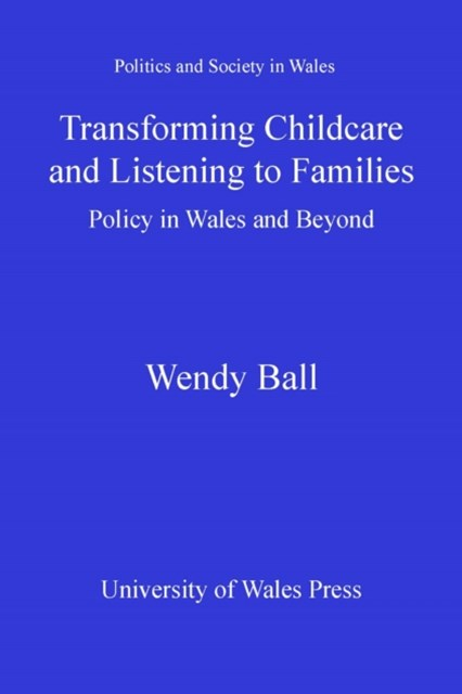 (ebook) Transforming Childcare and Listening to Families