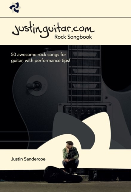 (ebook) Justinguitar.com Rock Songbook