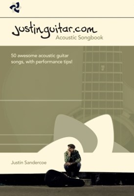 (ebook) Justinguitar.com Acoustic Songbook