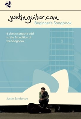 (ebook) Justinguitar Beginner's Songbook Supplement
