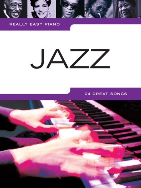 Really Easy Piano: Jazz