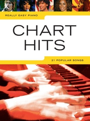 Really Easy Piano: Chart Hits