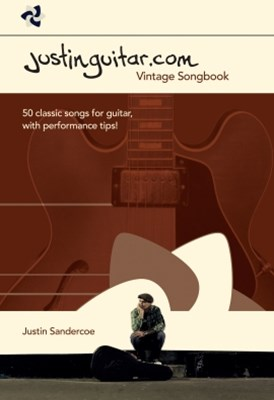 (ebook) Justinguitar.com Vintage Songbook