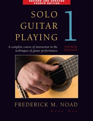 Frederick Noad: Solo Guitar Playing Book 1