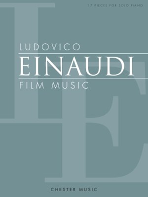 Ludovico Einaudi Film Music: 17 Pieces for solo piano