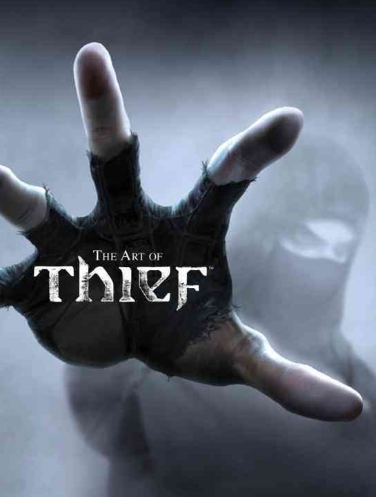 Thief - The Art of Thief 4 Hardcover Book