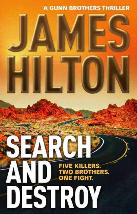 Search and Destroy (a Gunn Brothers Thriller)