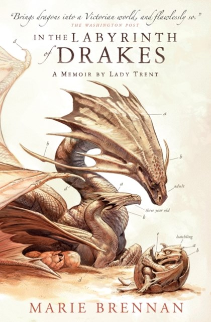 In the Labyrinth of Drakes: A Memoir by Lady Trent