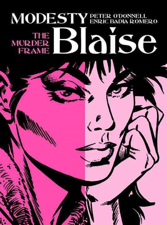 Modesty Blaise - The Murder Frame