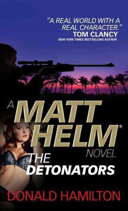 Matt Helm - the Detonators