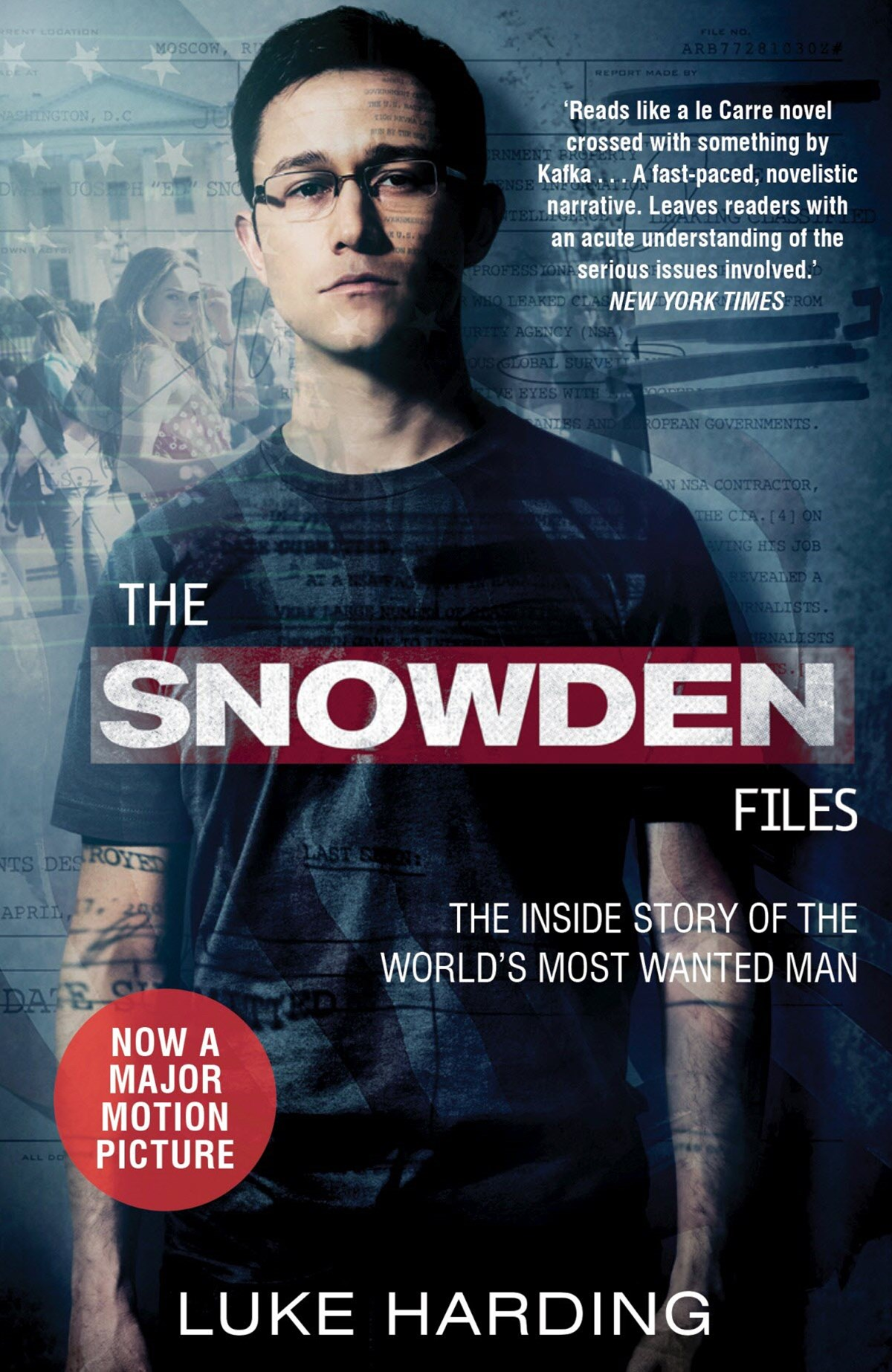 The Snowden Files (Film tie-in)