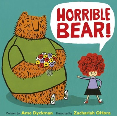Horrible Bear!