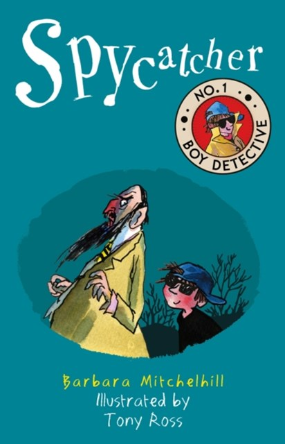 Spycatcher (No. 1 Boy Detective)