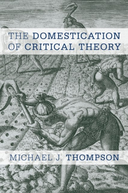 (ebook) Domestication of Critical Theory