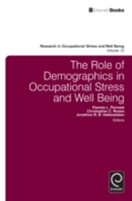 Role of Demographics in Occupational Stress and Well Being