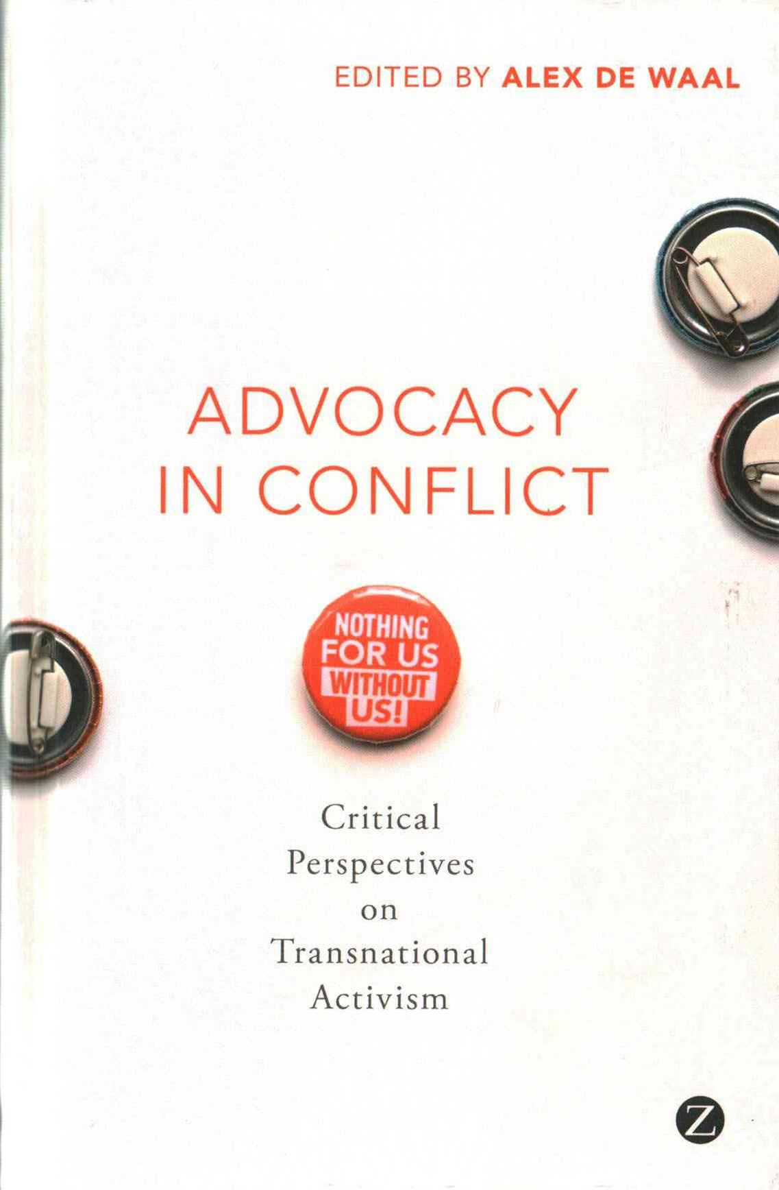 Advocacy in Conflict