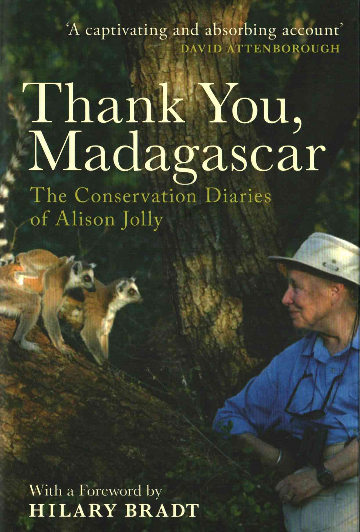 Thank You, Madagascar