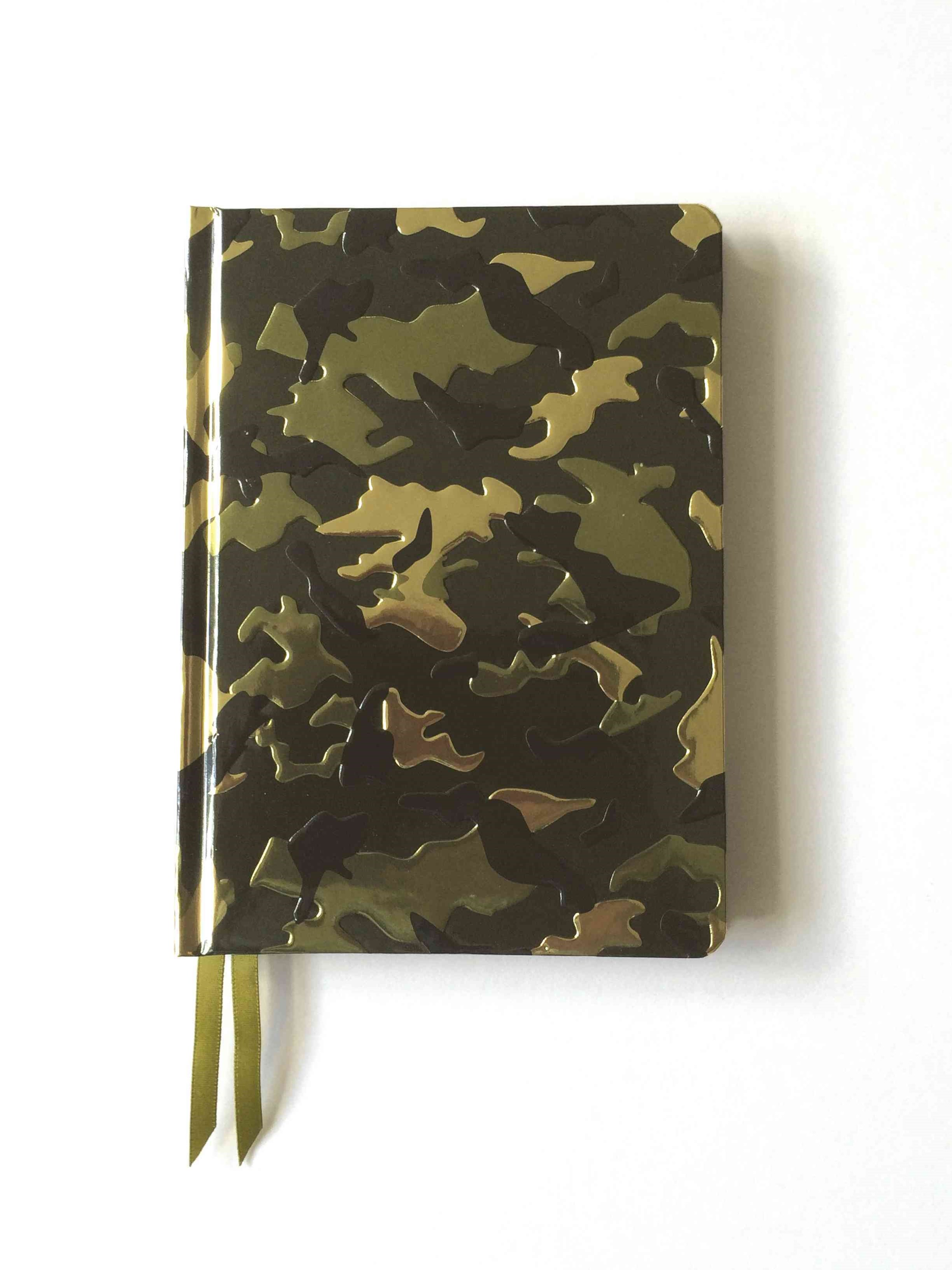 Contemporary Journal: Camouflage