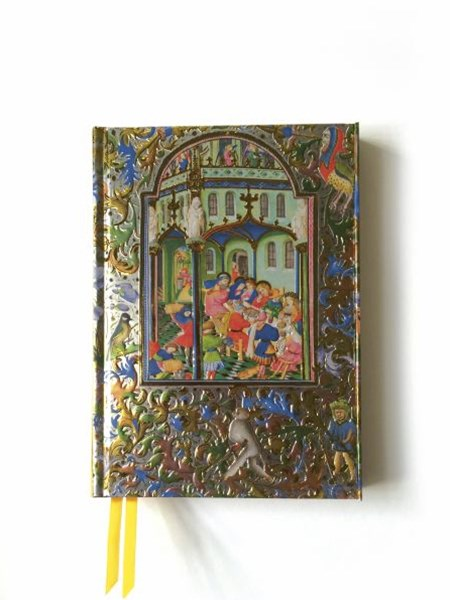 Foiled Journal #35: Illuminated Manuscripts