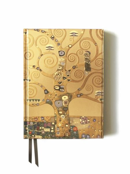 Foiled Journal #39: Tree of Life Klimt