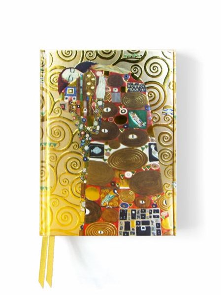 Foiled Journal #51: Klimt Fulfilment
