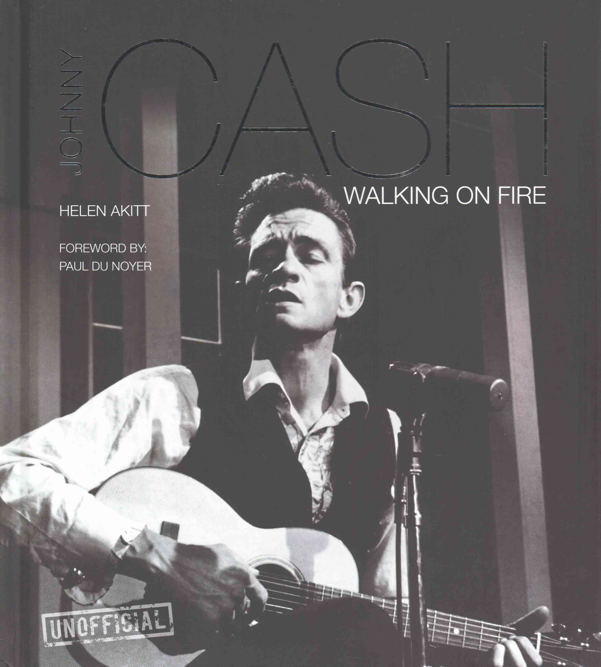 Johnny Cash: Walking on Fire