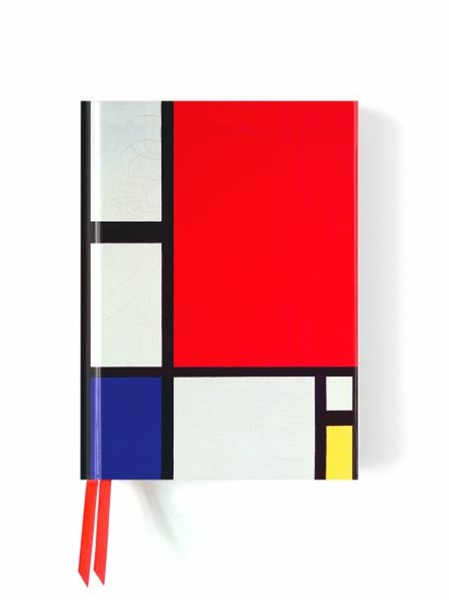 Foiled Journal #66: Piet Mondrian