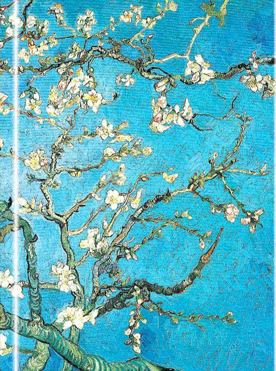 Foiled Journal #78: Almond Blossom