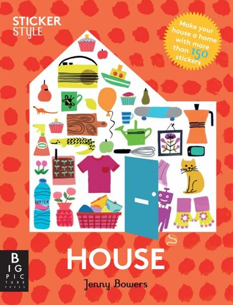 Sticker Style: House