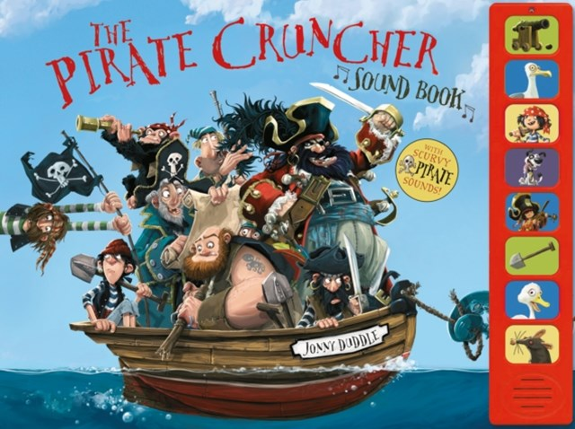 The Pirate-Cruncher: Sound Book