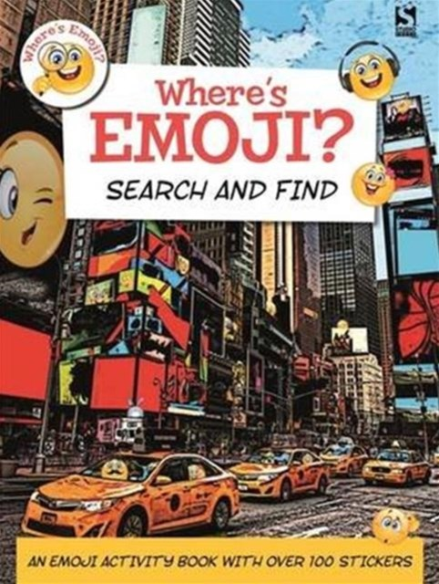 Where's Emoji? Search and Find