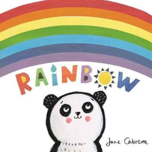 Jane Cabrera's I Can See a Rainbow