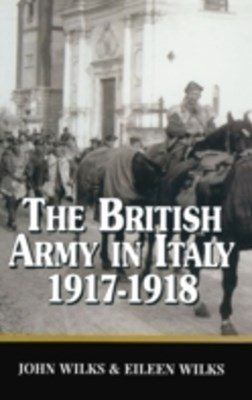 British Army in Italy 1917-1918