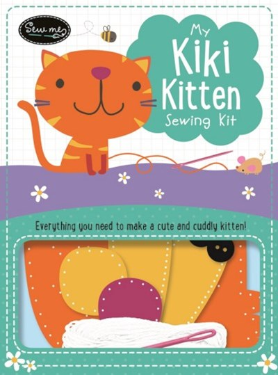 My Kiki Kitten Sewing Kit