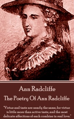 (ebook) The Poetry Of Ann Radcliffe