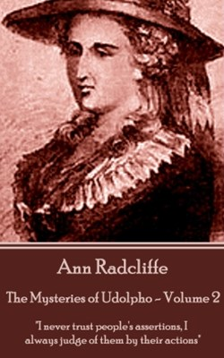 The Mysteries of Udolpho - Volume 2 by Ann Radcliffe
