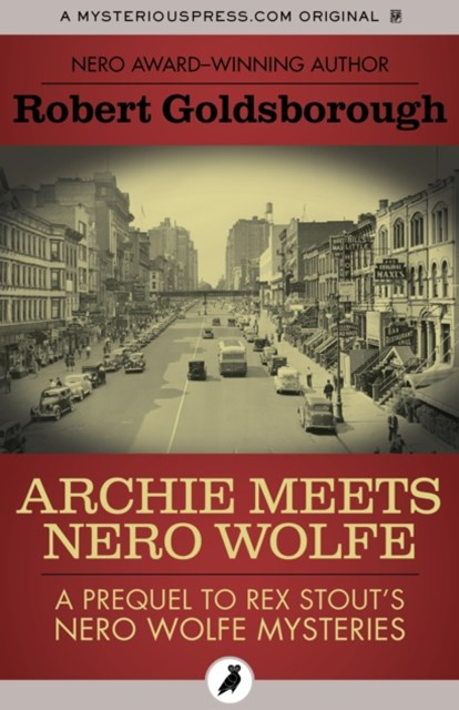 (ebook) Archie Meets Nero Wolfe