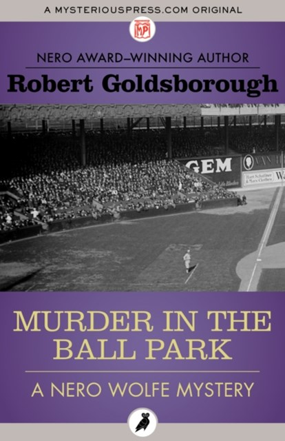 (ebook) Murder in the Ball Park
