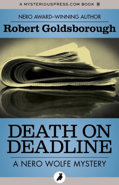 (ebook) Death on Deadline