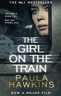 The Girl on the Train by Paula Hawkins (9781784161750) - PaperBack - Crime Mystery & Thriller