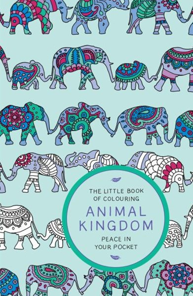 Little Book of Colouring: Animal Kingdom