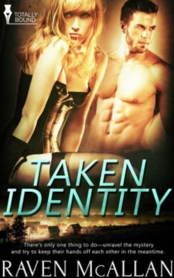 (ebook) Taken Identity