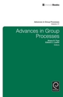 Advances in Group Processes