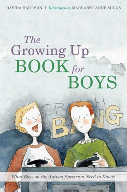 Growing Up Book for Boys