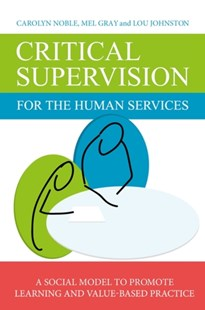 (ebook) Critical Supervision for the Human Services - Social Sciences Sociology
