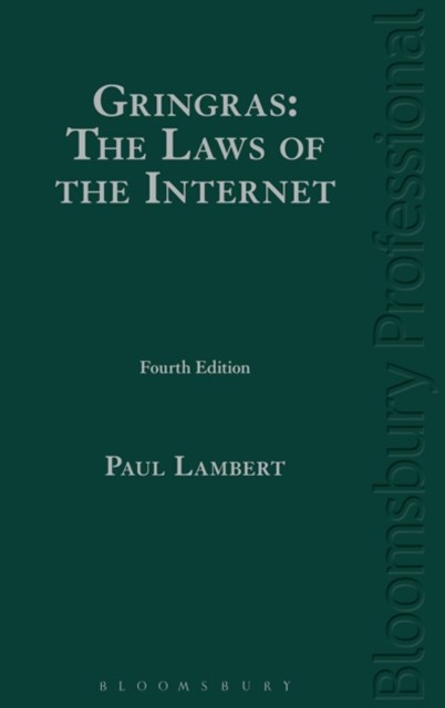 (ebook) Gringras: The Laws of the Internet