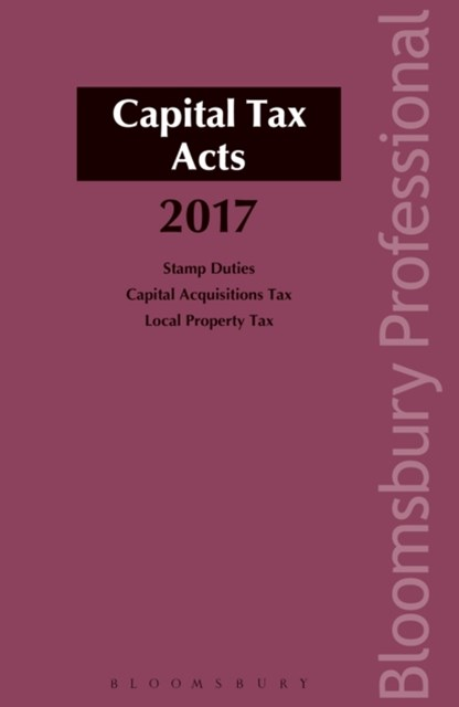 Capital Tax Acts 2017
