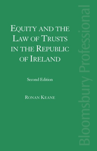 (ebook) Equity and the Law of Trusts in the Republic of Ireland